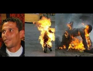 Mohamed Bouazizi se inmola y enciende la llama de las protestas globales